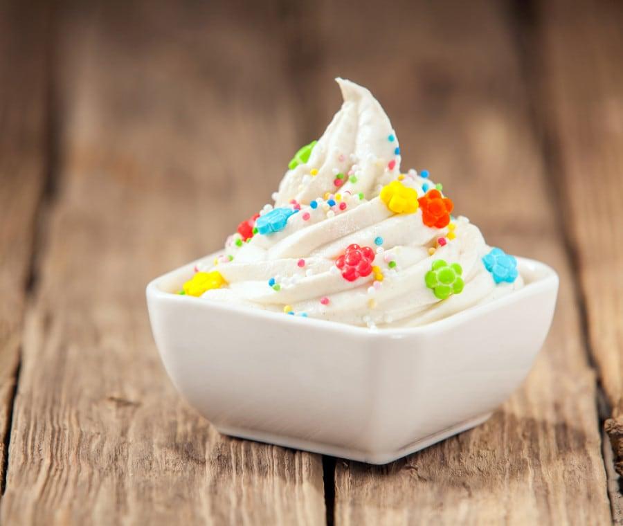 Frozen yogurt: proprietà e benefici