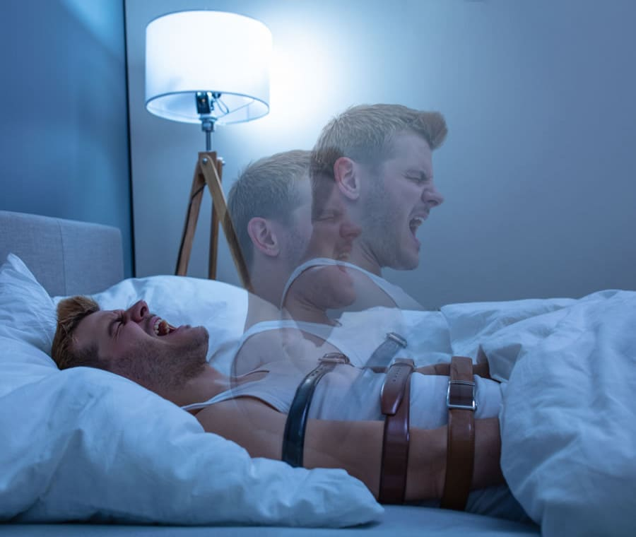 Paralisi del Sonno