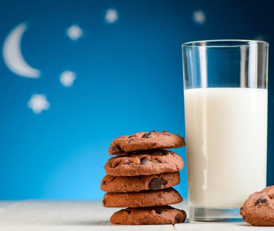 Latte e sonno - Un rimedio contro l'insonnia