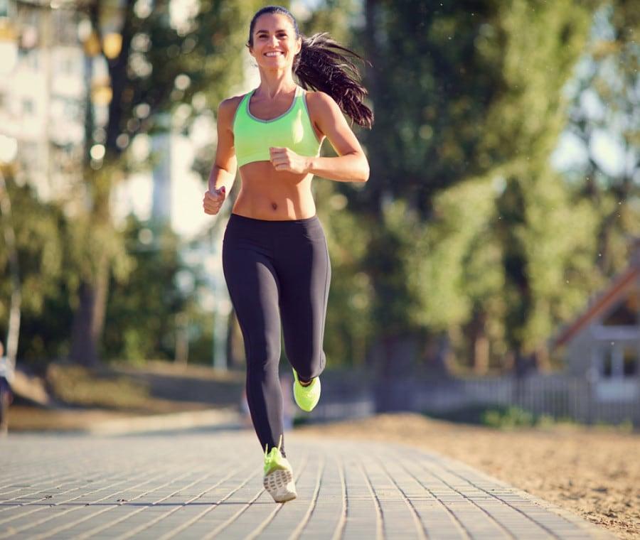 Come respirare durante la corsa