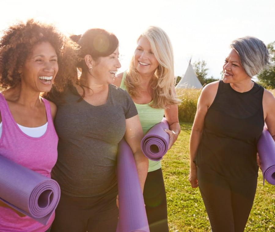 Esercizio fisico dopo i 50 anni: quale fare