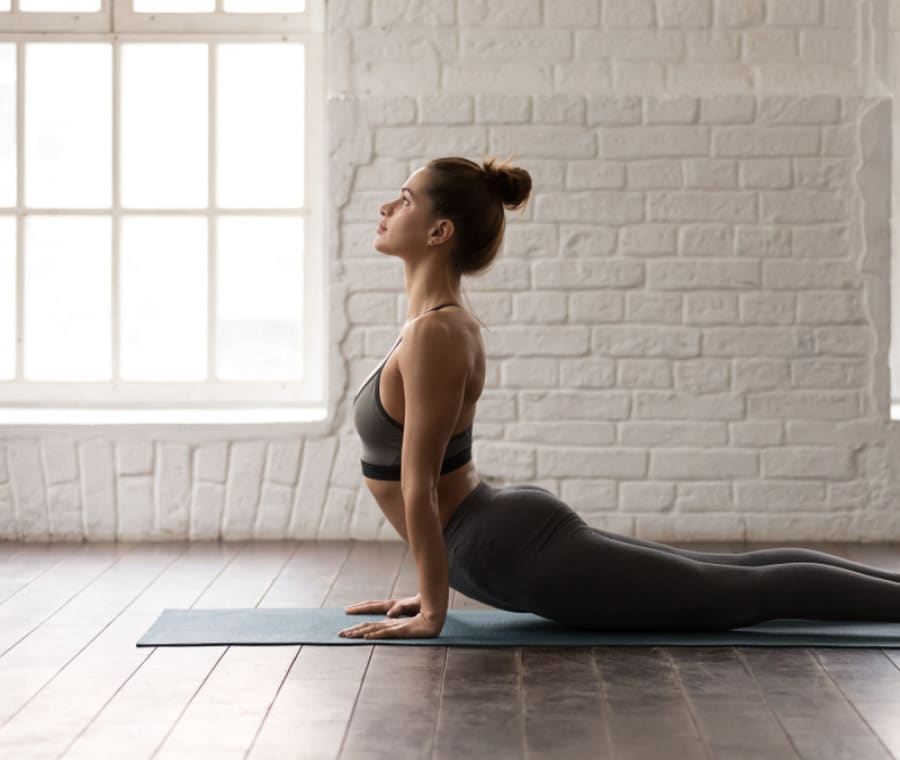 Stretching per le aderenze addominali
