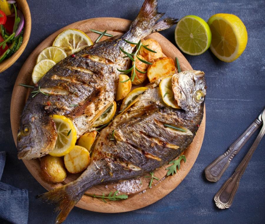 Pesce di stagione: calendario mese per mese