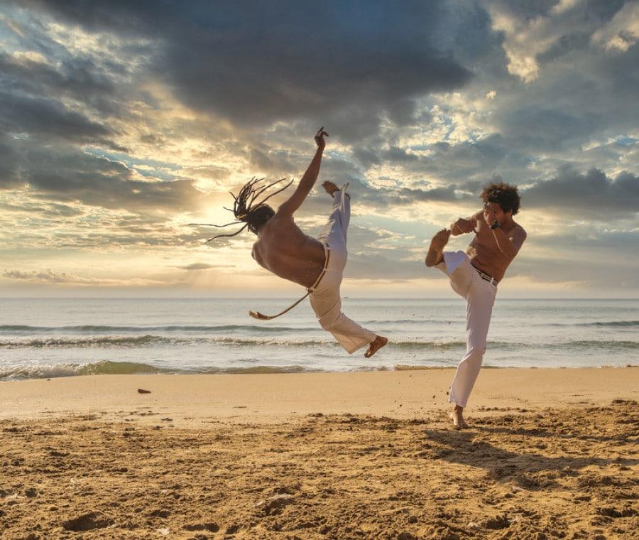 Capoeira: che cos'è e benefici di questo sport