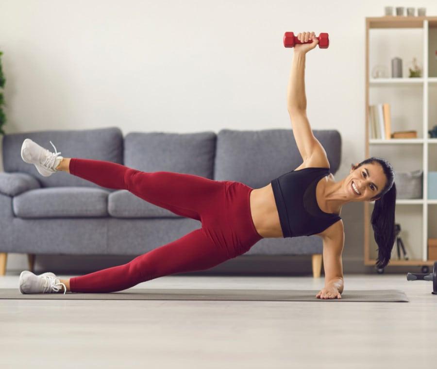 Plank challenge: cos'è e come farla