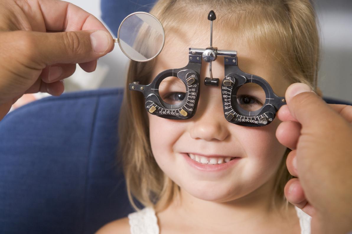 Come riconoscere l'occhio pigro