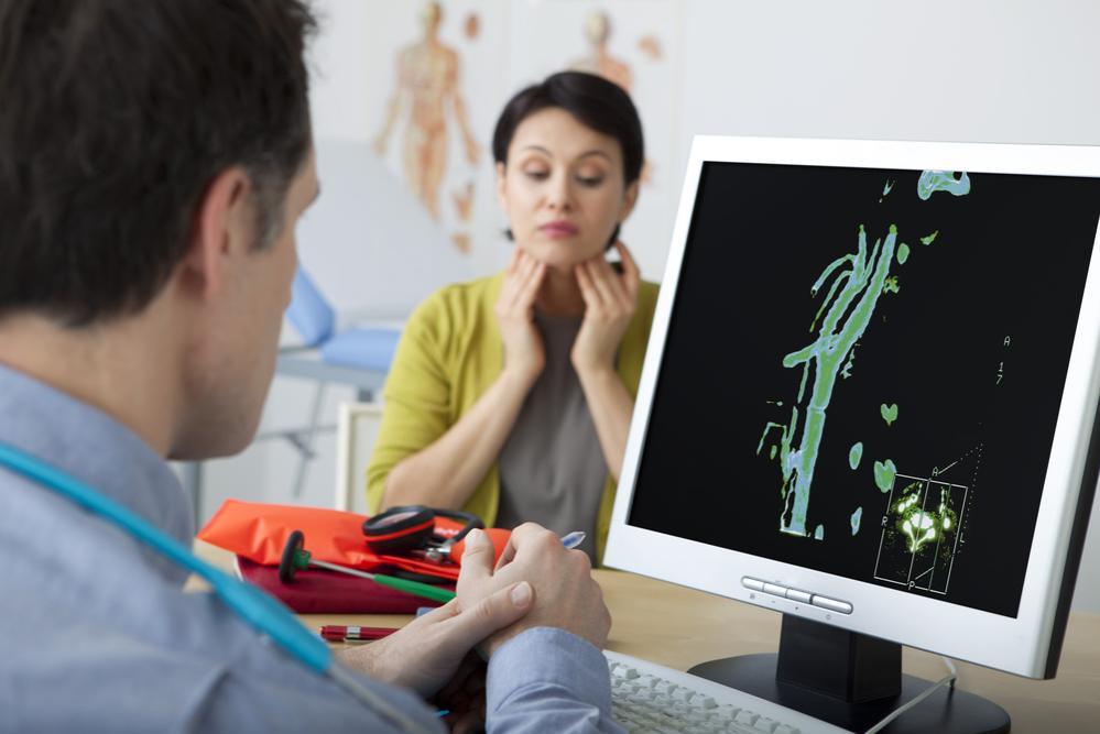 Preparazione angioplastica carotidea con stenting