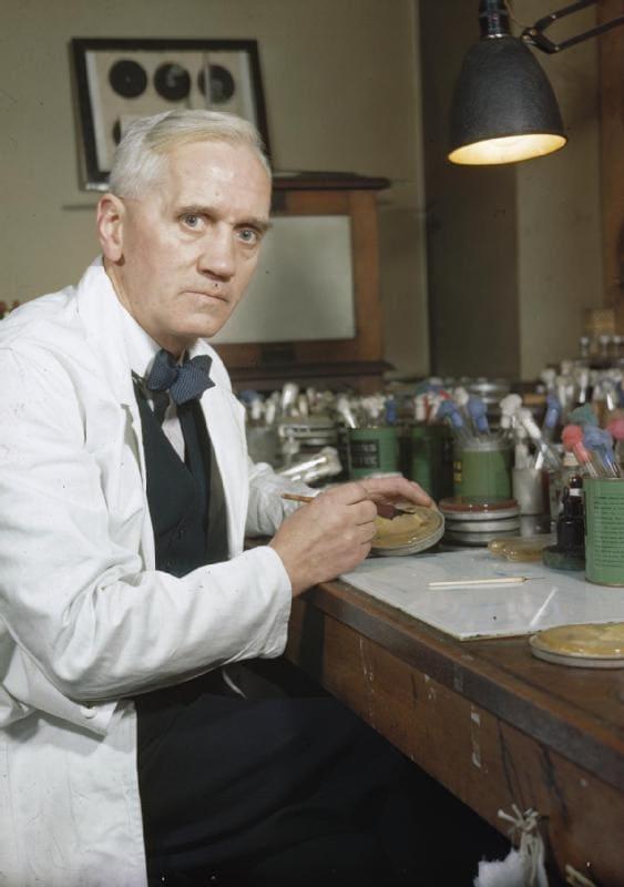 Alexander Fleming - Scopritore degli antibiotici