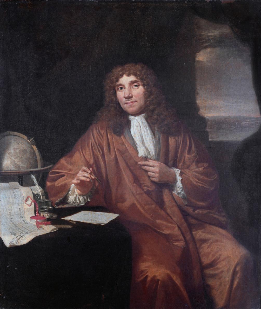 Antony Leeuwenhoek