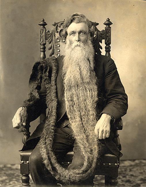 Hans Nielsen Langseth - Guiness Barba