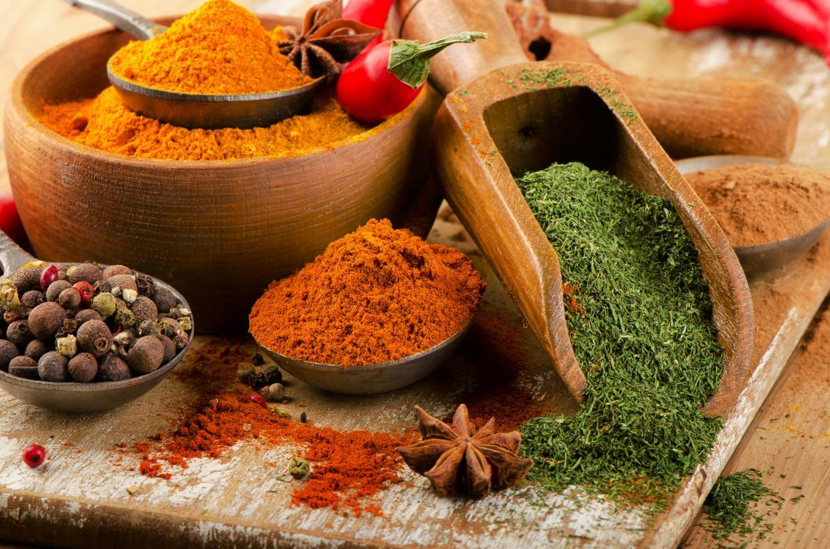 Alimenti e coloranti naturali