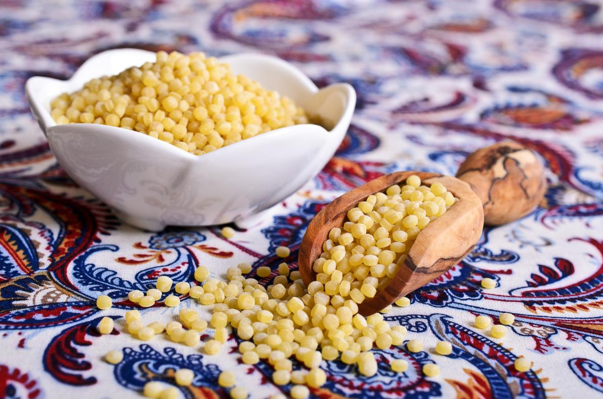 Cous Cous Pitim Israeliano