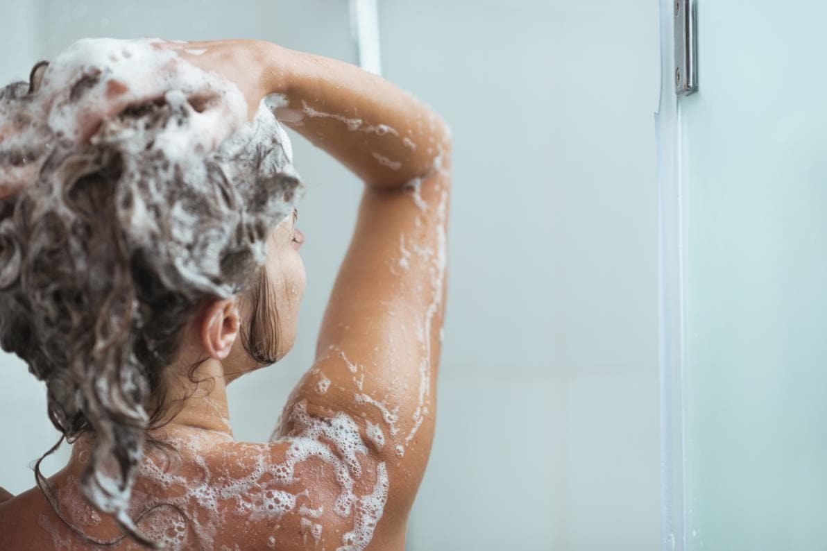 Storia dello shampoo