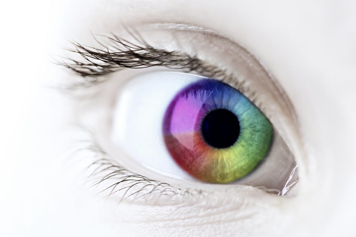 Alterata percezione dei colori acquisita
