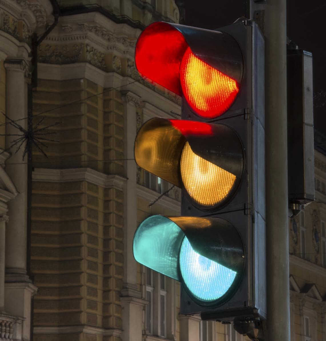 Colori del semaforo