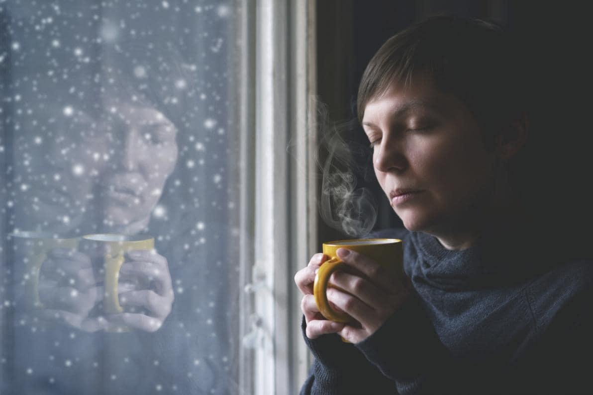 Perché in inverno molte persone si sentono depresse?