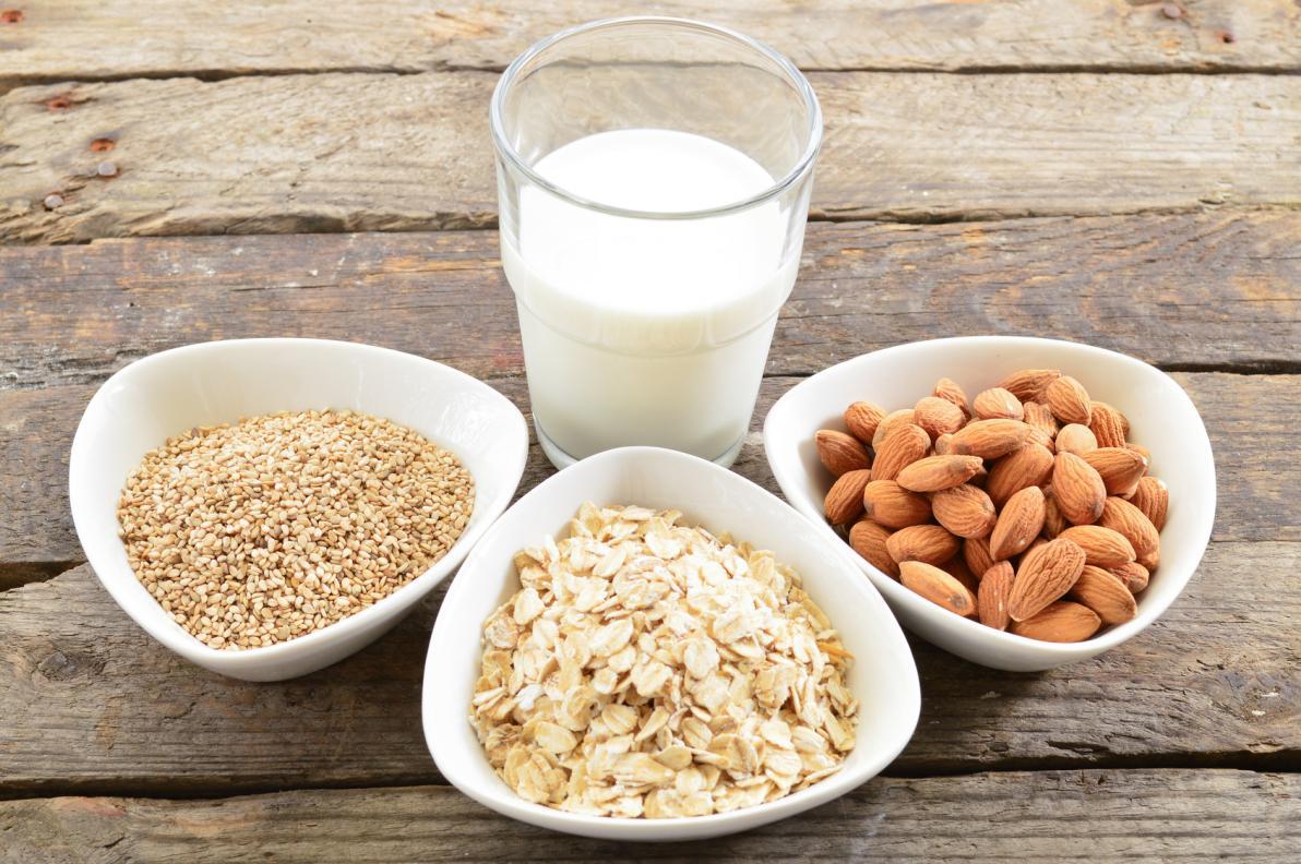 Alimenti Sostitutivi Vegani dei Latticini