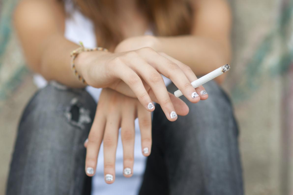 Dimagrire e Sigarette