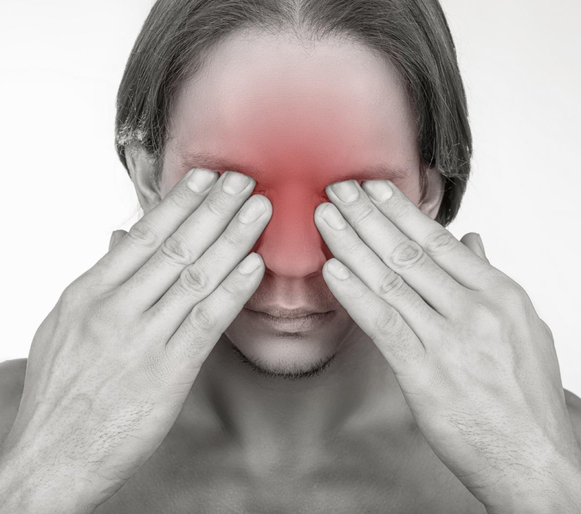 Dolore agli occhi