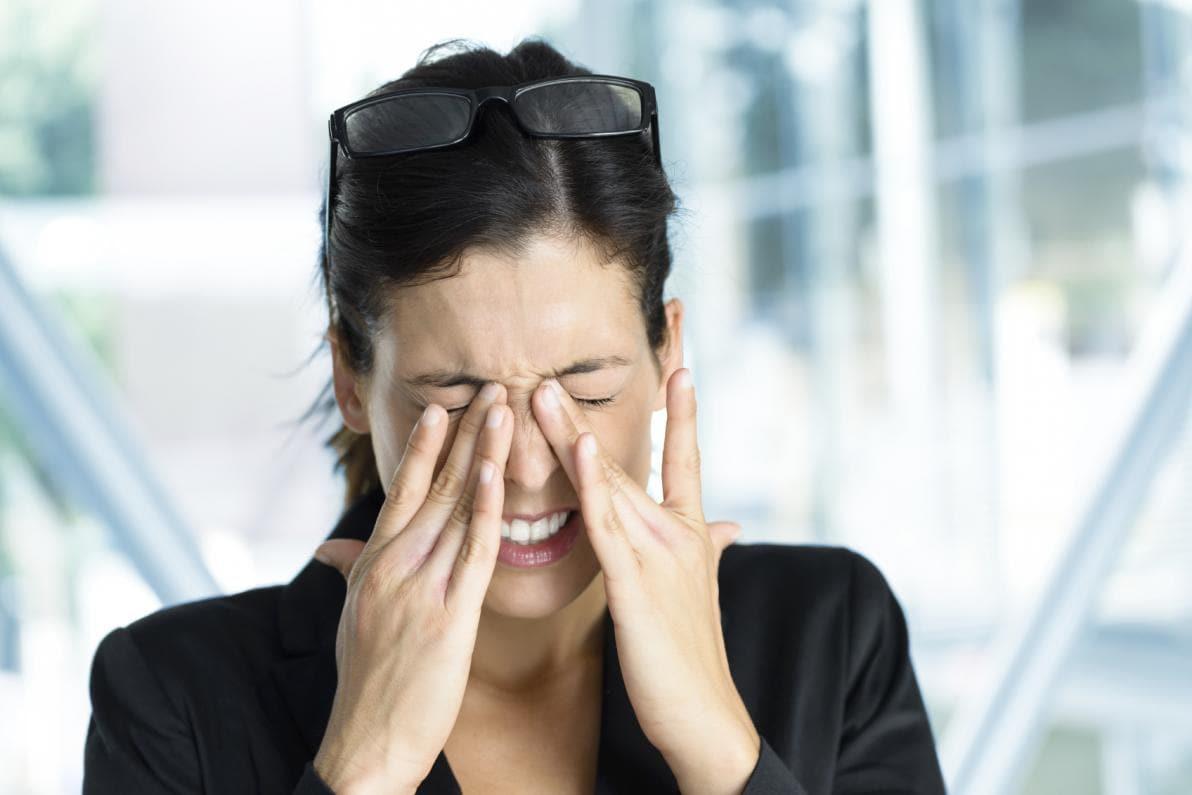 Emicrania oftalmica