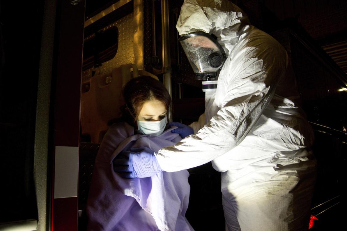 Ebola: risposta immunitaria all'infezione