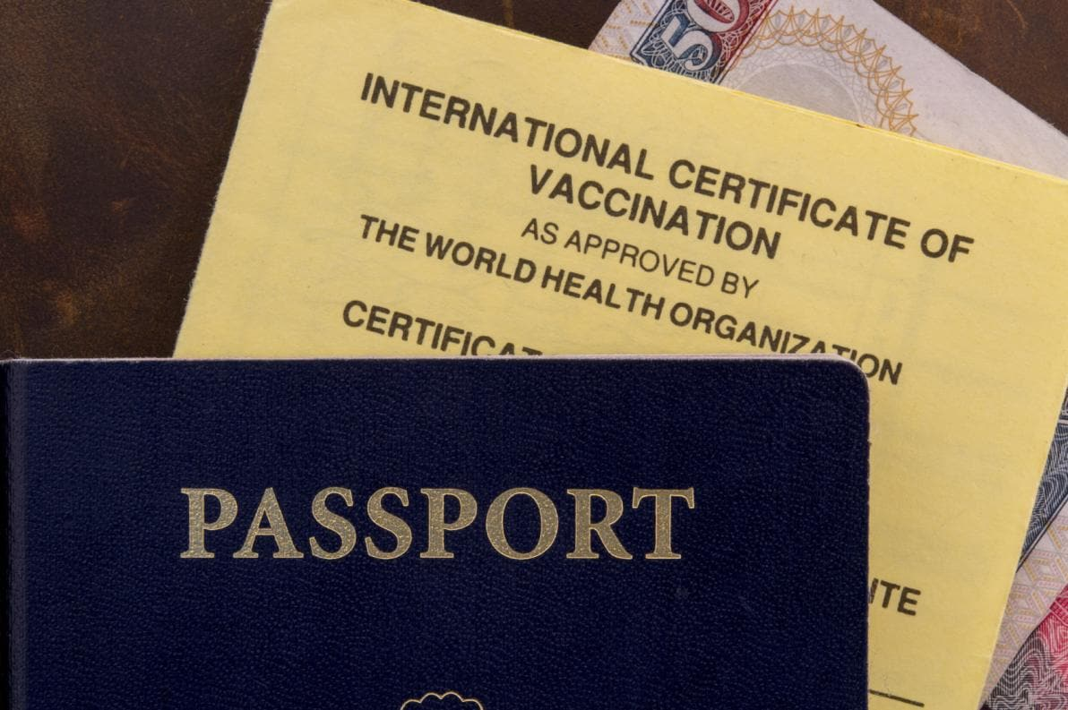 Certificato internazionale di vaccinazione