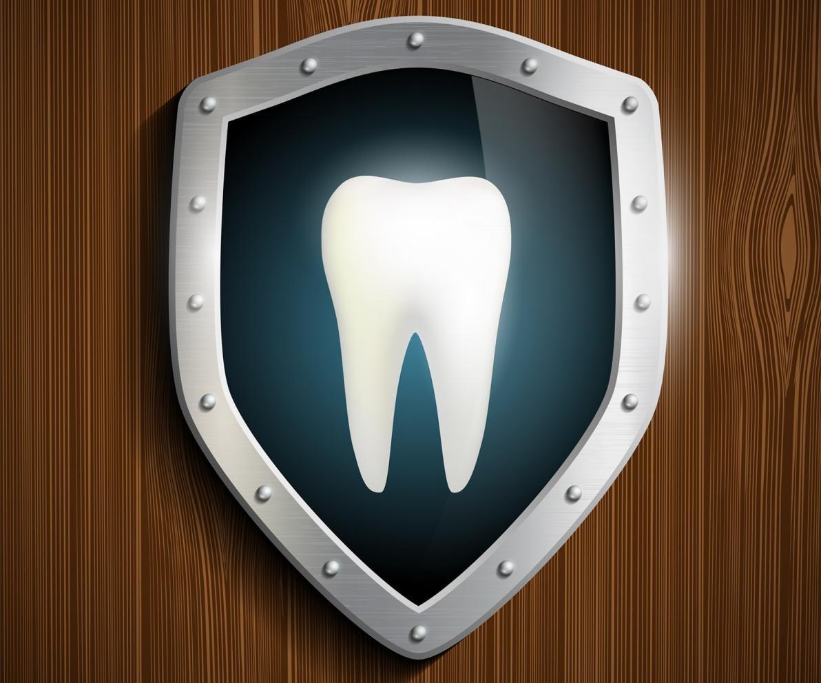 Il fluoro protegge i denti dalla carie
