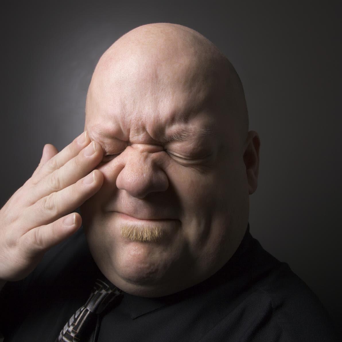 Sintomi del glaucoma