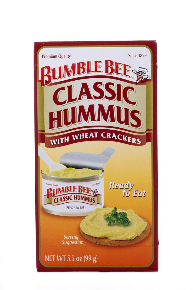 Hummus Americano in Scatola