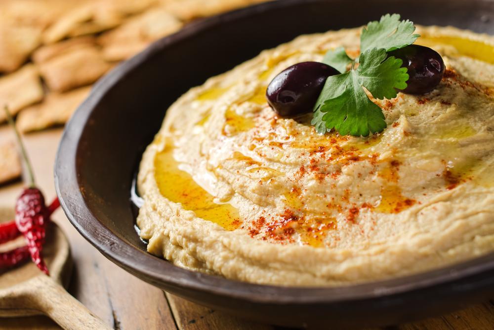 Hummus Etimologia