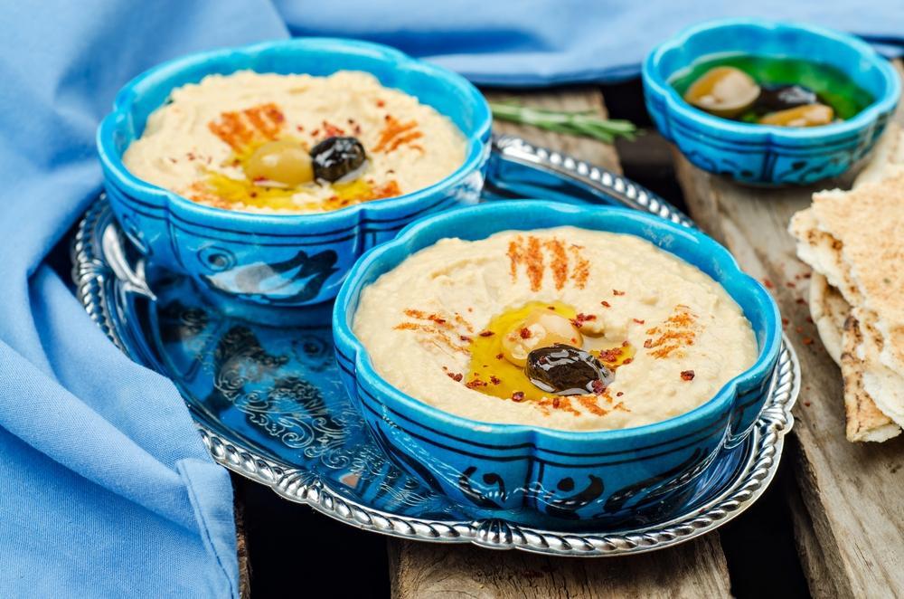 Storia dell'Hummus