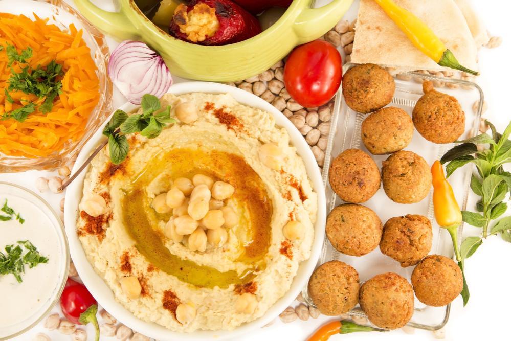 Hummus e Regioni