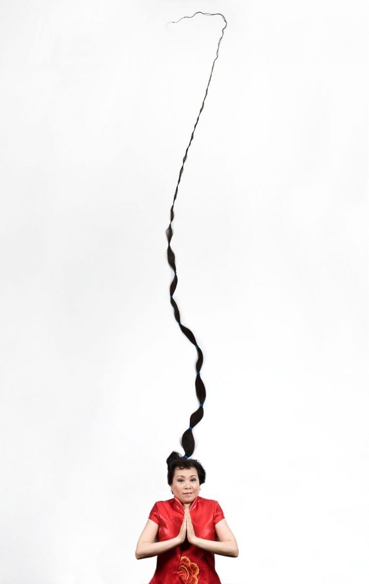 Xie Qiuping - Da cosa dipende la lunghezza dei capelli?