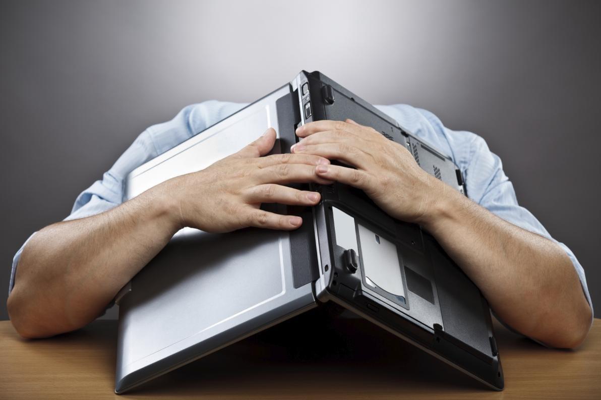 Computer e mal di testa