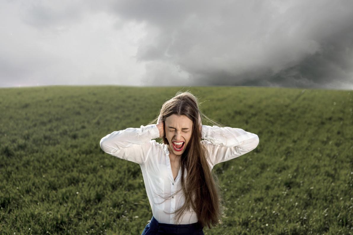Mal di testa e variazioni atmosferiche