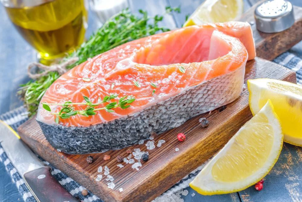 Salmone: omega-3