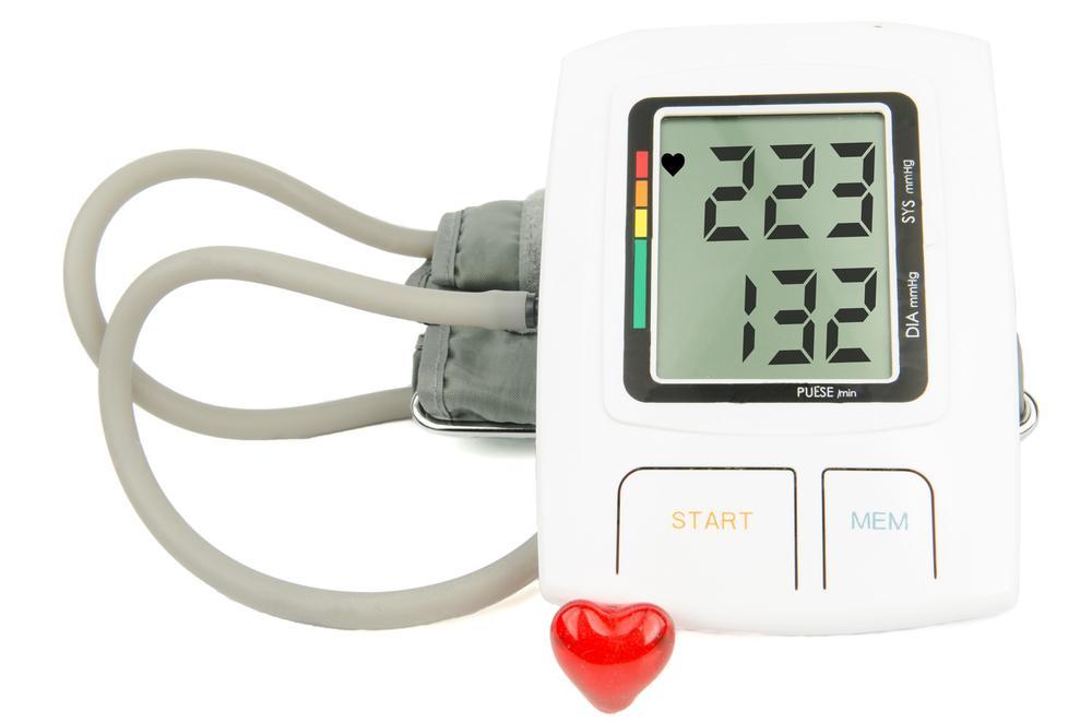 Ipertensione maligna: livelli di pressione