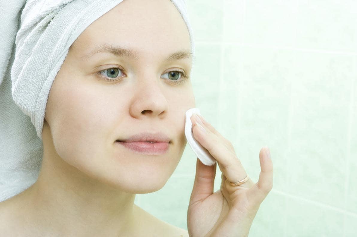 Rosacea: detergenti viso