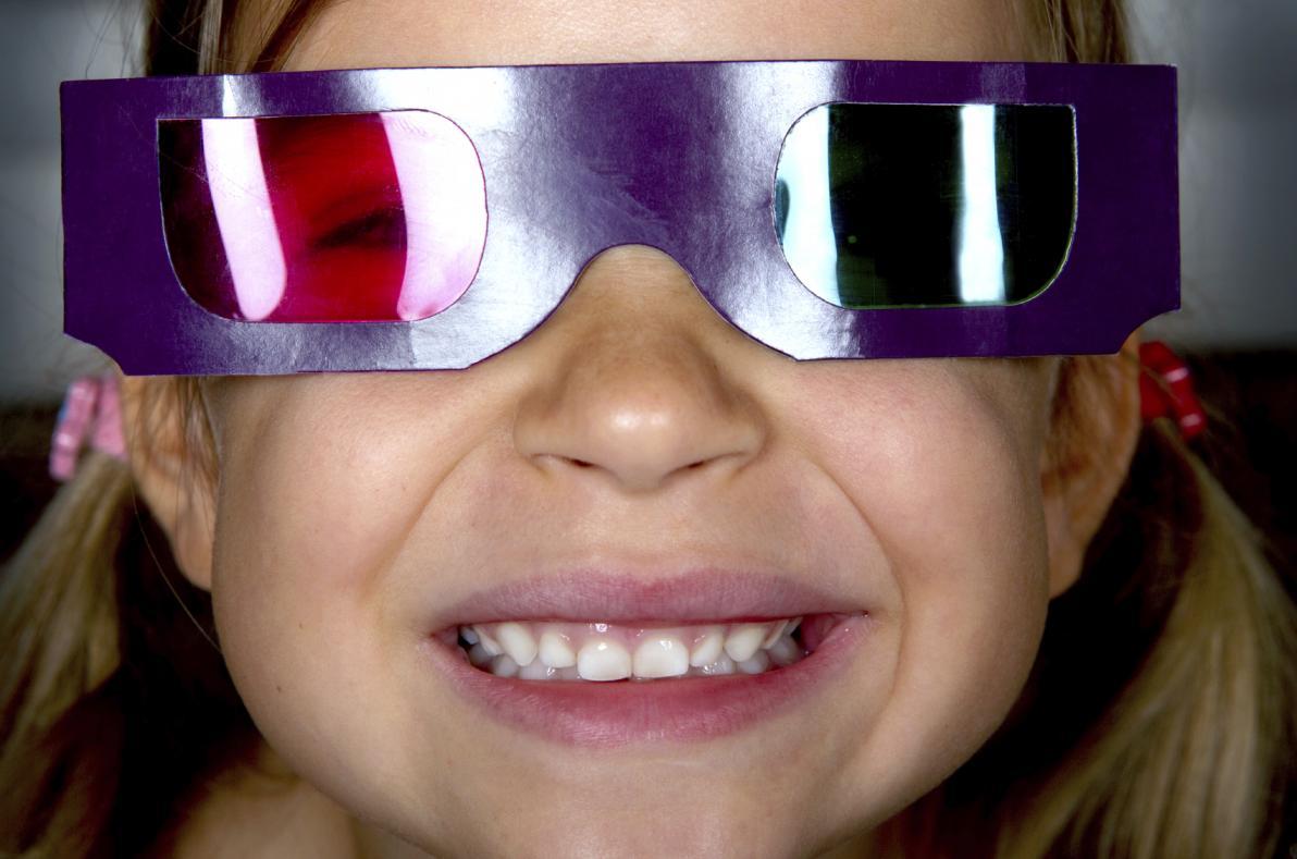 Strabismo e occhiali 3D in ambito domestico