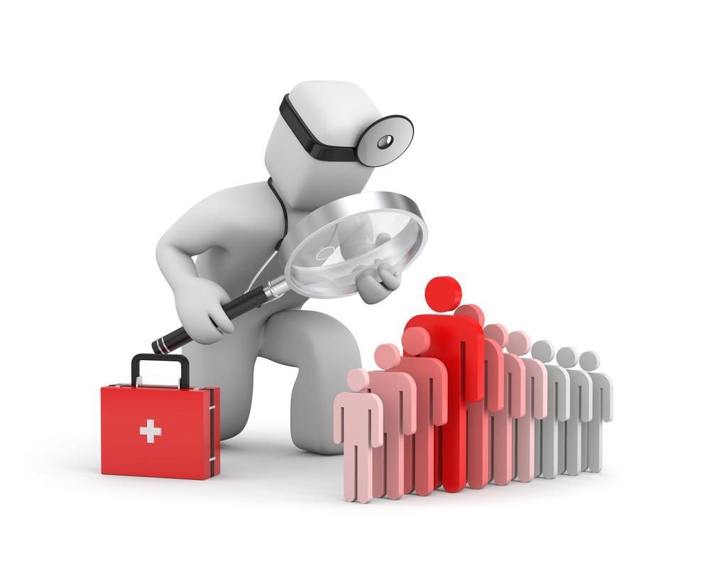 Esami medici per liste d'attesa
