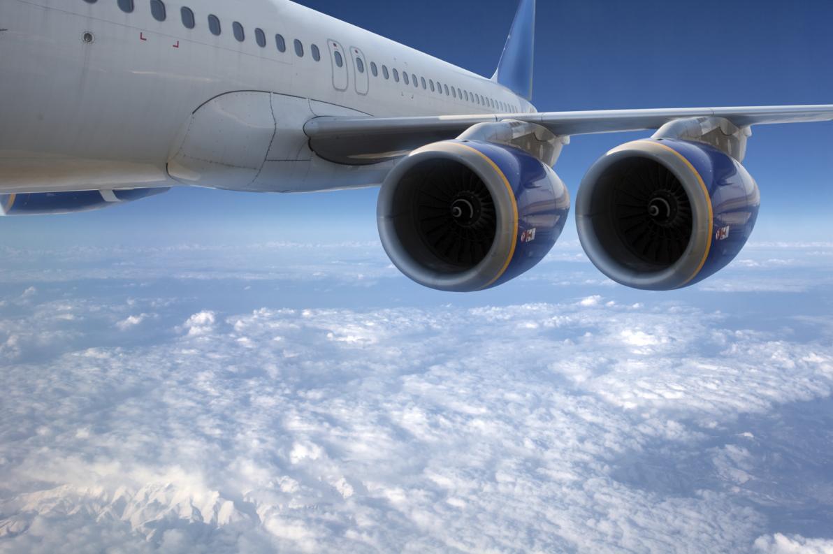 Cambiamenti della pressione durante il volo aereo
