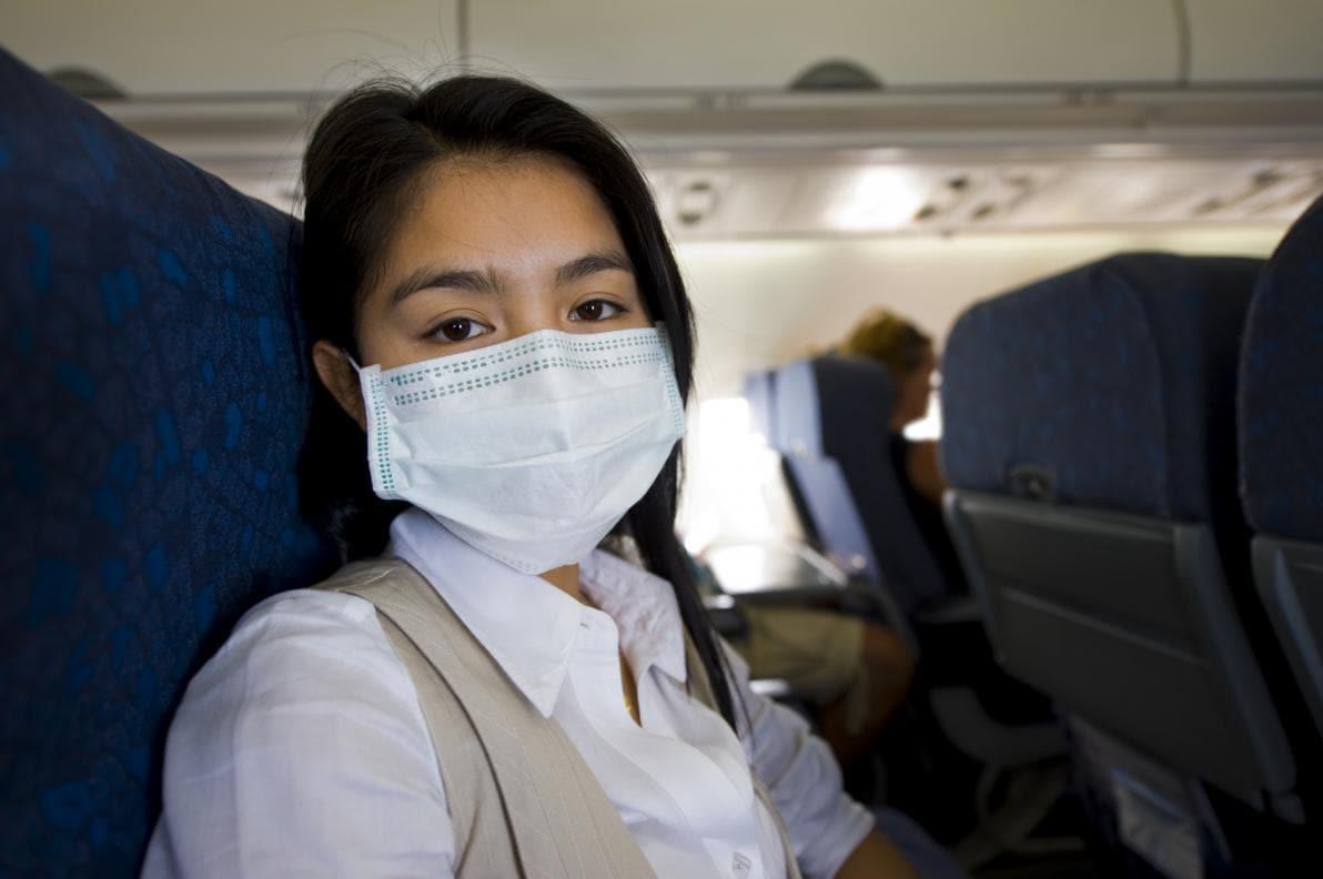 Viaggi in aereo e malattie infettive
