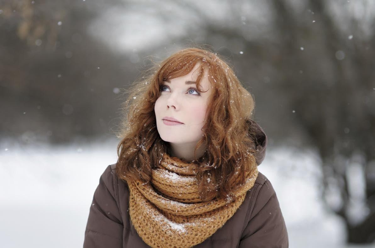 Occhi in inverno