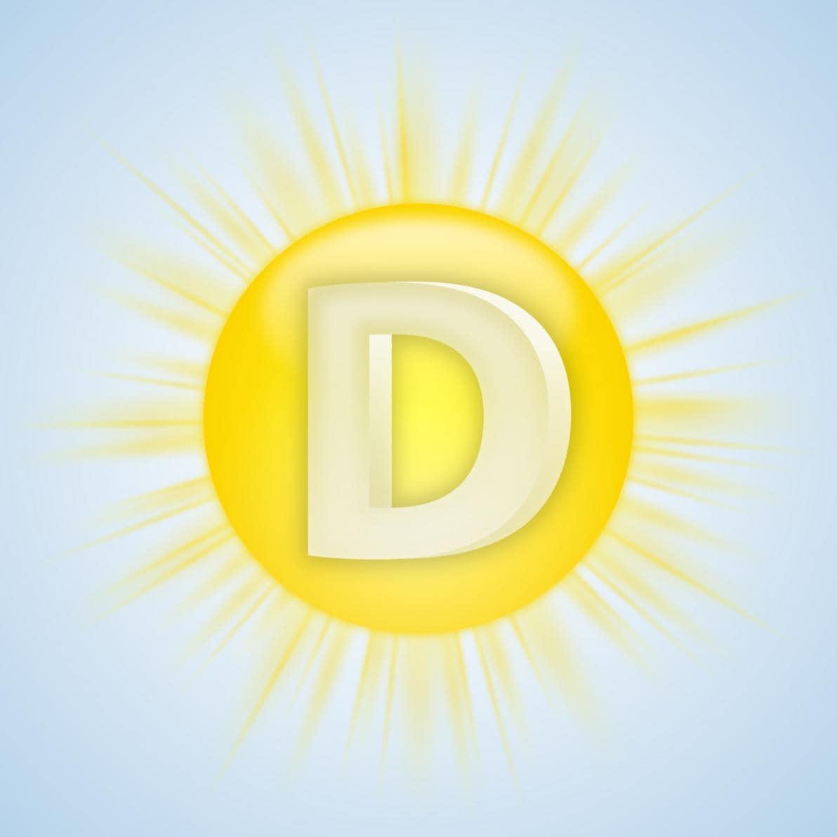 Sintesi di Vitamina D con l'Esposizione Solare