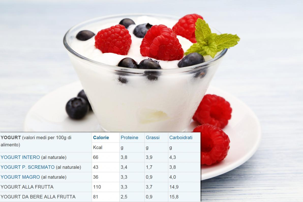 Grassi Saturi Yogurt