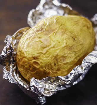 Alluminio negli Alimenti