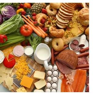 Alimentazione Dieta Fondo
