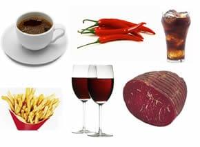 Alimenti che Causano Gastrite