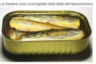Esempio Dieta Iperuricemia