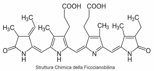 Ficocianine